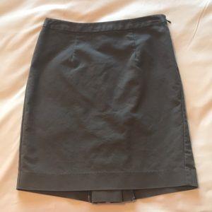 Old Navy   Gray Pencil Skirt